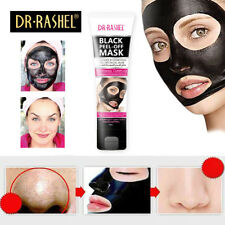 DR.RASHEL Black Mask Nose Blackhead Acne Remover Peel Off Facial Mask 100 ml