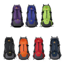 50L Unisex Outdoor Backpack Camping Trekking Hiking Climbing Travel Bag Rucksack