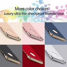 Luxurious Back Protective Case Electroplated PC Hard Case For Iphone 7 Plus BP