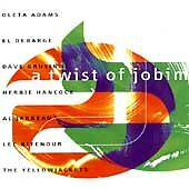 A Twist of Jobim (CD, Oct-1996, Universal Distribution) RADIO STATION DJ PROMO