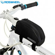 Roswheel Bike Bicycle Frame Pannier Bags Cycling Front Tube Bag Bicycle bisiklet