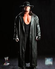 WWE Wrestling Undertaker Photofile 8x10 Photo Picture