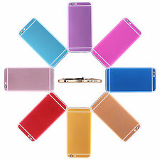 Aluminum Alloy Rear Back Housing Cover Battery Door Case For iPhone 6 Series