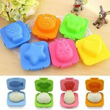 Boiled Egg Rice Sushi Mold Bento Maker Sandwich Cutter Decorating Mould Mold EB