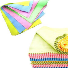 Microfiber Colorful Cleaner Camera Lens Mobile Screen Glasses Cleaning Cloths