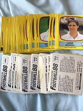 Panini Football 88 - 302 - 563 Stickers on Special Offer