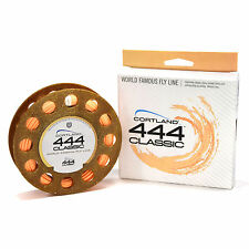 Cortland 444 Classic Modern Trout Orange Fly Line Free Fast Shipping Hassle Free