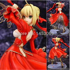 Anime Fate Stay Night Fate/EXTRA Saber PVC Action Figure Collectible Model Toy