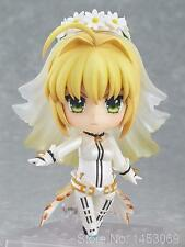 """Nendoroid Fate Stay Night Saber Lily #287 PVC Action Figure Toy Doll 4"""" 10cm"""