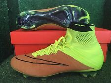 NIKE VAPOR MERCURIAL SUPERFLY LEATHER R9 RONALDO T90 VAPOR SOCCER SHOES LIMITED