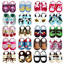 Soft Sole Leather Baby Shoes Boy Girl Infant Toddler Kid Children Shoes 0-3 Y