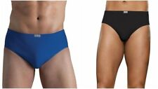 Fruit of the Loom Men's Sport Briefs ASSORTED 6-pack New in Famous Brand Packs