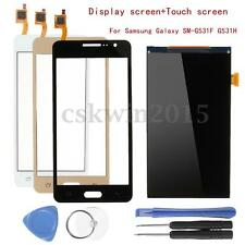 12 Type Touch Screen Digitizer Glass Lens Fit +Free Tools For Samsung Galaxy