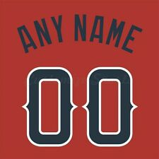 Baseball 2010 All Star American League Jersey Customized Number Kit un-sewn
