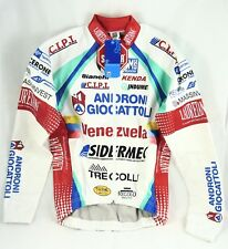 Santini AA Team Winter Cycling  Jacket ANDRONI GIOCATTOLI 2012 - Various Sizes