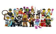 LEGO MINIFIGURES SERIES 8 - 8833 CHOOSE THE ONE YOU WANT REMOVED FROM PACKET NEW