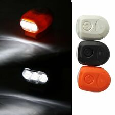 3 LED Hat Clip Light Outdoor Camping Hiking Hunting Headlight Headlamp Cap Lamp