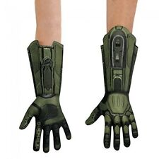 Master Chief Halo Adult Gloves Deluxe Halo Xbox John-117 Long Costume Cosplay