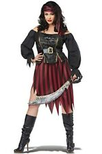 California Costumes womens Plus Size Queen of the High Seas Costume