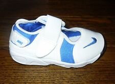 Nike Rift Infant Trainers White / Racer Blue