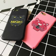 Phone Case Tiger KENZO Hard Phone Cover For Apple iPhone 6S 6S Plus  7 7Plus