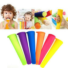 1pc Silicone Push Up Ice Cream Jelly Lolly Pop For DIY Popsicle Maker Mould