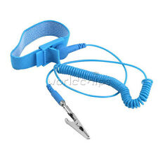 Anti-Static Electricity Grounding Wristband Wrist Gloves/Strap/Cord Ground Cable
