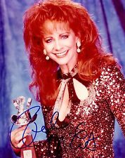 Reba Mcentire Signed Autograph 8x10 Photo Country Music