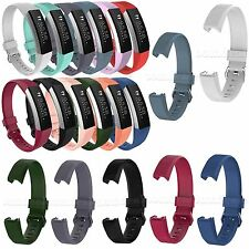 For Fitbit Alta HR Silicone Classic Band Bracelet  Heart Rate Fitness Wristwatch