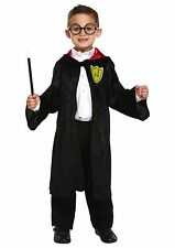 CLEARANCE Boys Wizard  Fancy Dress Costume Large