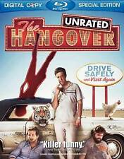 The Hangover   * Like New*  (Blu-ray Disc, 2009, Rated/Unrated)