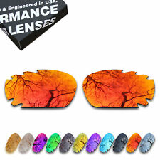 T.A.N Polarized Replacement Lens for-Oakley Jawbone Vented-Multiple Pack Options