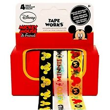 Disney Mickey Mouse and Minnie Mouse Tape Value Pack, Assorted