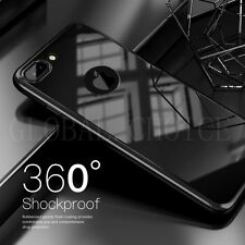 New Mirror 360° Hard Thin Case + Screen Protector Cover For iPhone 6s 6 7 Plus