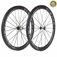 Promotion VCYCLE 700C Carbon Wheelset  50mm Clincher with Bike Wheels for Sale