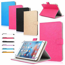 "For Various 7"" inch Tablets Universal PU Leather Stand Protector Cover Case Skin"