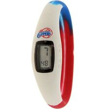 $30 Deuce Brand NBA Los Angeles Clippers Watch (white / blue red)