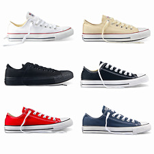 Original Converse Classic Casual Shoes All Star Low Top Unisex Sneaker Men Women