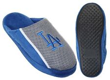 Los Angeles Dodgers MLB Mens Jersey Slide Slipper Adult Sizes