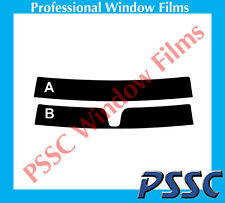 PSSC Pre Cut Sun Strip Car Window Films - Fiat Stilo 5 Door Hatch 2001 to 2006