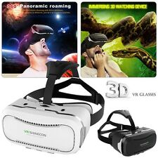 New Style VR Case Virtual Reality 3D Glasses Headset For Android& iOS Smartphone