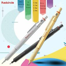 0.5/0.7/0.9/2.0mm RedCircle Mechanical Pencil for Students Writing Art Design