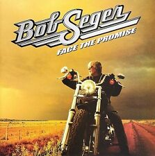 Bob Seger - Face the Promise (CD, Capitol) Wreck This Heart, Wait For Me