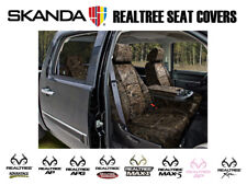 Coverking Solid Realtree Camo Tailored Front Seat Covers for Jeep Renegade