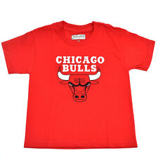 Chicago Bulls Youth Primary Logo T-Shirt (Red)