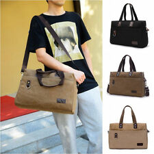 Hot Men's Shoulder Bag Business Briefcase Attache Handbag Satchel Laptop Bags 58