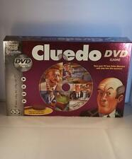 Cluedo DVD Game From Parker Complete
