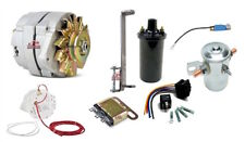Dodge Plymouth DeSoto 6 to 12 volt conversion kit with Electric Starter