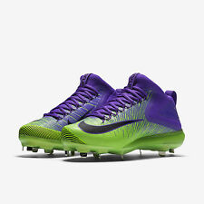 Mens Nike Zoom Trout 3 ASG Metal Baseball Cleats sz 12 Green Grape 844627-503