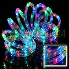 LED Rope Light Strip Multicolour Multicolour 2-50M with 8 flashing function